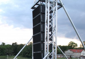 LineArray Genuin Hochleistungs-PA